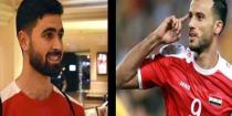 Syrian footballers Khribin and al-Soumah rank second and third as best Arab footballers