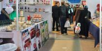 """Made in Syria"" expo kicks off in Homs with the participation of 100 companies"