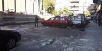 Two policemen killed, 6 citizens injured in terrorist suicide bombing in Damascus