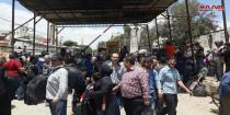 Hundreds of families return home in Yelda, Babeila, and Beit Sahem