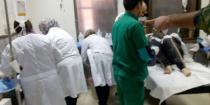 A civilian killed, two injured in new breach of de-escalation zone agreement north of Homs