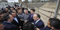 Governmental delegation visits Syria Towers and Movenpick projects in Damascus