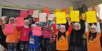 Despite tough odds, schools in Eastern Ghouta receive increasing numbers of students