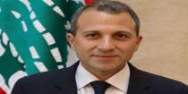 Bassil: Syria and Lebanon joint will to ensure return of displaced Syrians to their country