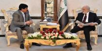 Syria, Iraq discuss efforts to reopen border crossing
