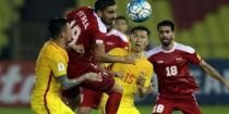 Syria ties with China 2-2 within world cup qualifications