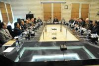 Al-Halqi: Syrian People Determined to Ensure Success of National Dialogue