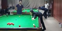 Syrian cueist Yazanal-Haddad wins gold medal at Arab Snooker Championship