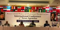 International Conference of News Agencies kicks off in Pakistan