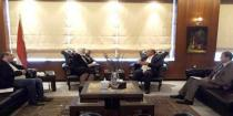 Minister of Social Affairs and Labor, Lebanese Ambassador discuss cooperation