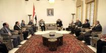 Czech parliamentary delegation stress continued support to Syrian people