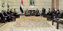 Syria, Iran discuss mechanism to enhance media cooperation