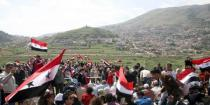 Citizens of Quneitra and Occupied Golan mark anniversary of Israeli illegal unilateral annexation decision