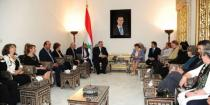 Speaker Sabbagh: Tripartite aggression on Syria will never undermine its people's determination in combating terrorism
