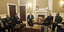 Update-Speaker Sabbagh discusses with Iranian officials bolstering cooperation