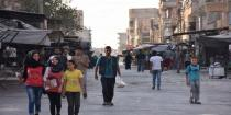 500 families displaced by terrorism return to their homes in Aleppo's Manbij area