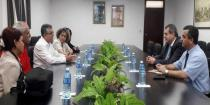 Syria and Cuba discuss enhancing medical ties and exchanging expertise