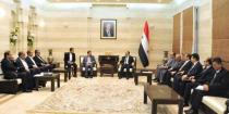 Syrian-Iranian reconstruction and rebuilding prospects discussed
