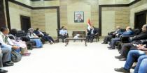 Health Ministry, Mercy Malaysia discuss possibilities of medical support for Syrian people