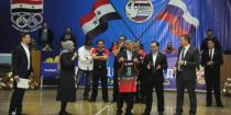 Russian-Syrian basketball festival held at Damascus