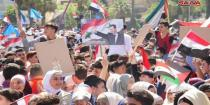 Syrians mark Evacuation Day, army's victories over terrorism and tripartite aggression