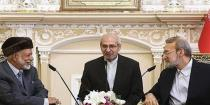 Larijani: Iran always affirms political solution to crisis in Syria