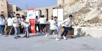 Marathon in Aleppo to raise awareness about sustainable development goals