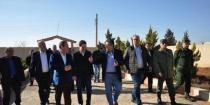 Ministerial committee follows up on service projects in Homs eastern countryside