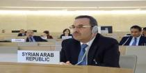 Ambassador Ala: Reports of International Commission of Inquiry on Syria indicate its lack of authority or jurisdiction
