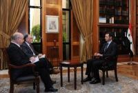 President al-Assad: Basis for Any Political Solution for Crisis in Syria is What the Syrian People Want