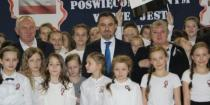 Polish children's initiative to show solidarity with Syrian Children against terrorism