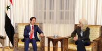 Yazaji: Syria will defeat terrorism which targets its history, civilization and culture
