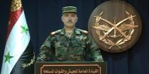 Army's General Command announces Damascus and Damascus countryside entirely safe after liberating al-Hajar al-Aswad