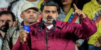 Venezuelan President Maduro wins election to another six-year term