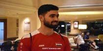 Syria's Omar Khribin nominated for AFC Player of the Year Award