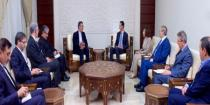 President al-Assad: Achievements by Syrian army and allies will have more positive implications