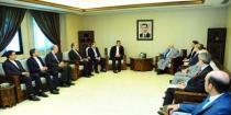 Al-Moallem and Jaberi Ansari stress need of deepening coordination in next stage