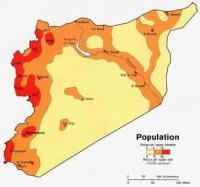 Syria's population issue, a blessing or a curse?