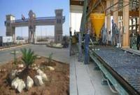 The work in the industrial cities is not affected by the crisis Syria is going through