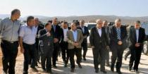 Premier Khamis inspects service and developmental projects in Hama