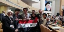 Syria wins 3 bronze medals at Int'l Biology Olympiad in Iran