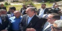 Damascus Countryside Governor inspects situation in al-Zabadani town