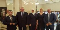 Al-Qadiri calls for benefiting from Belarusian expertise in domains of education and social services
