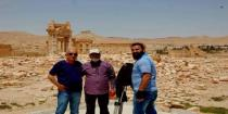 Zenobia�s Lover: Documentary about life and martyrdom of archeologist Khaled al-Asaad