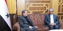Syria and Iran discuss joint cooperation in legal and judicial domains
