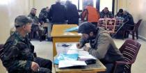 Legal status of 155 persons in Homs settled