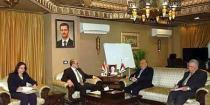 Syria, Iraq discuss preparations for holding Joint Syrian-Iraqi Committee next May