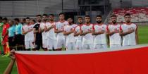 Syria placed in Group D in 2018 AFC U23 Championship draw