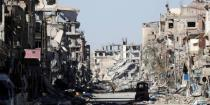UN: Catastrophic situation in Raqqa city, 80% of its buildings destroyed
