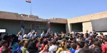 More residents of Deir Hafer return to their homes in Aleppo eastern countryside